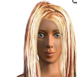Virtual Makeover Game